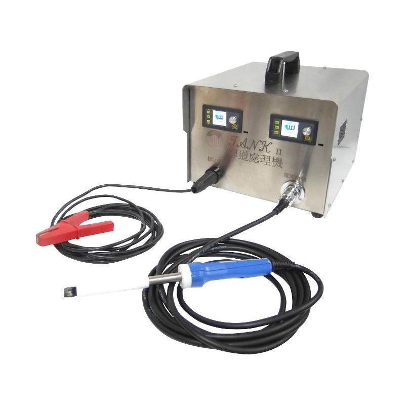 變頻式超電位焊道處理機