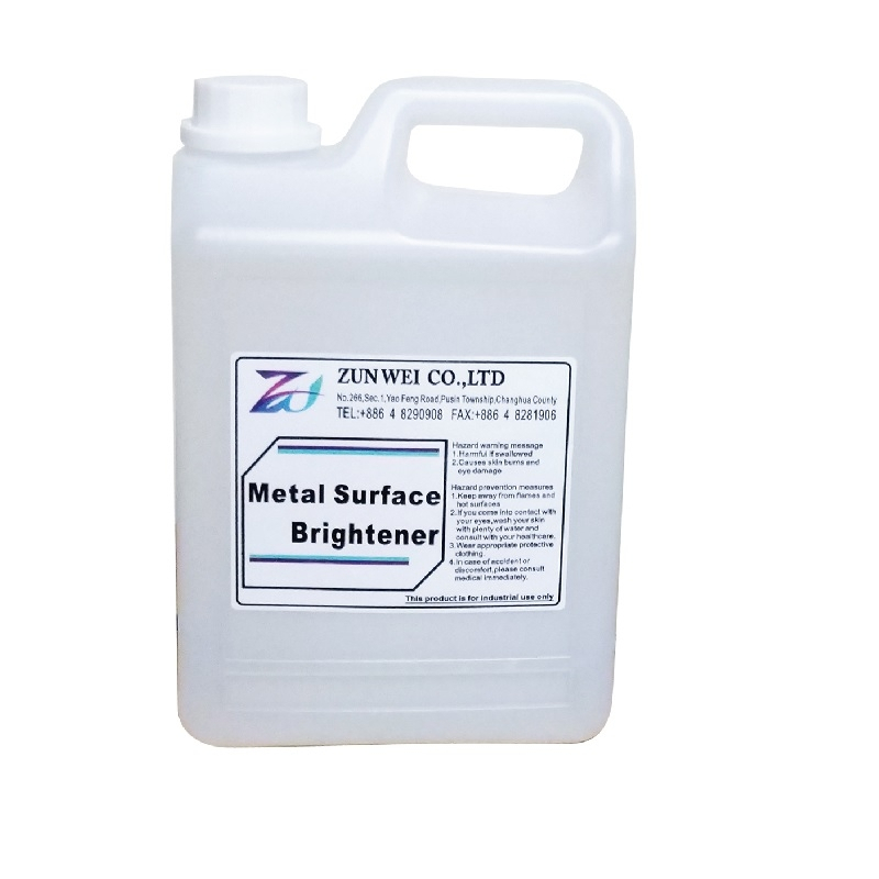 「Metal Surface Brightener」清洗液 2L